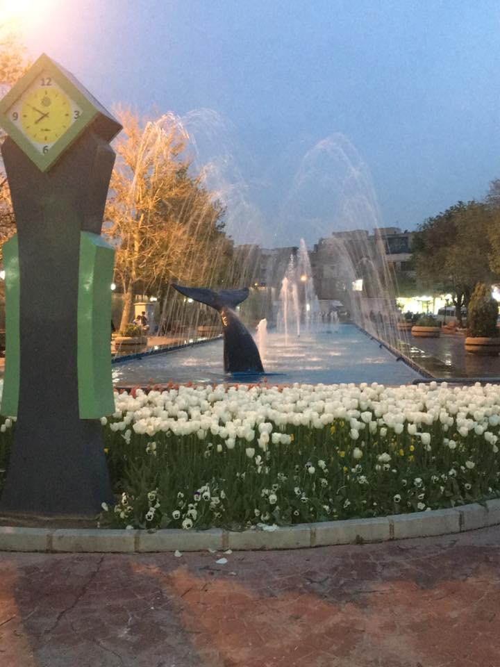 A tehran park