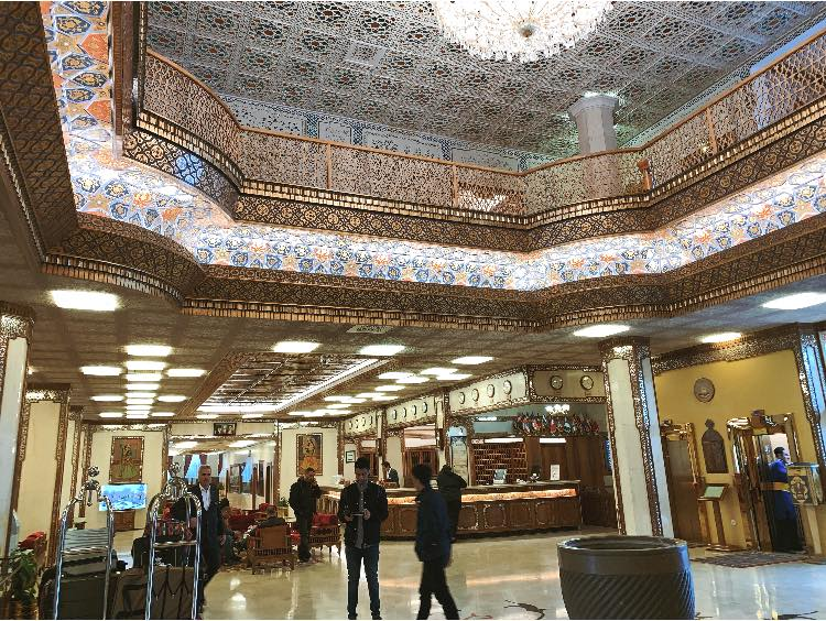 Hotel in Isfahan