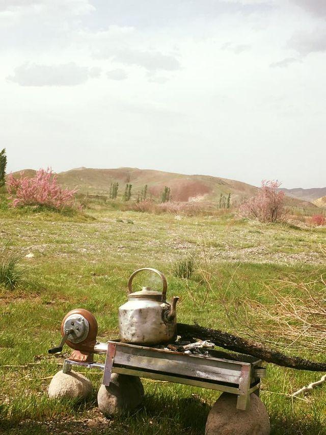 Persian landscape