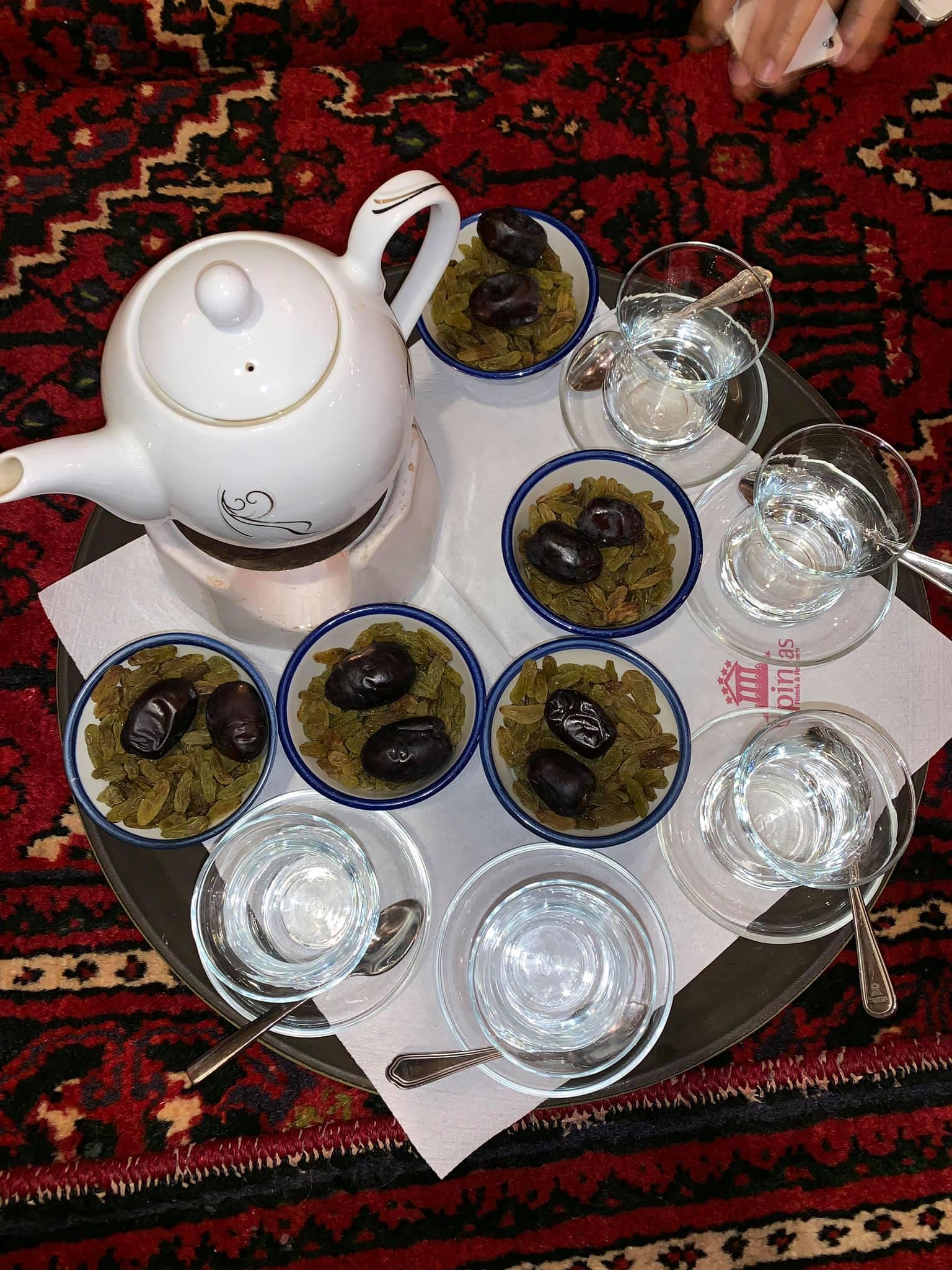 Tea in Iran